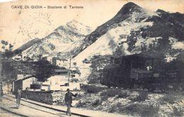 CARRARA (MS) Stazione Di Tarnone - Cave Di Gioia - Carrara