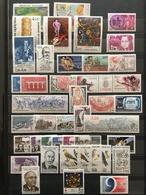 FRANCE Année 1984 - YT N° 2299 à 2346 (sauf 2334 Et Les 5 Liberté) - 43 Timbres Neufs Sans Charnière - France