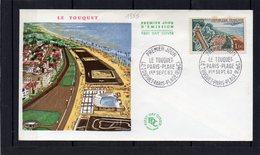 PREMIER JOUR - 1355 - Le Touquet - 1960-1969