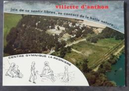 Carte Vierge - I. 177 - Villette D'Anthon - Autres Communes