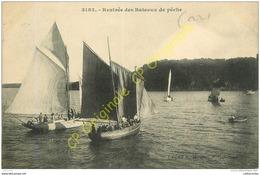 22.  SAINT BRIEUC .  LE LEGUE .  Rentrée Des Bateaux De Pêche . - Saint-Brieuc