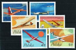 Polonia Nº 1696/701 Nuevo - 1944-.... Republic