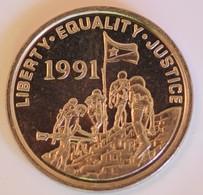 ERITREA 1 CENT 1997 - Erythrée