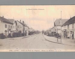 70 - LURE / ALLEE DU PONT DE L'OGNON - ROUTE DE BELFORT - Lure