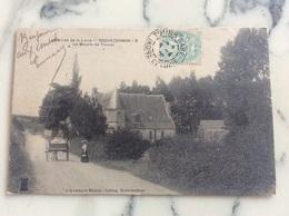 Rochecorbon.Le Moulin De Touvoi. - Rochecorbon