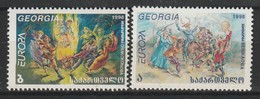 GEORGIE - N°221/2 ** (1998) EUROPA - 1998