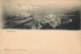 Luxembourg - Differdingen - Rodingen - Differdingen