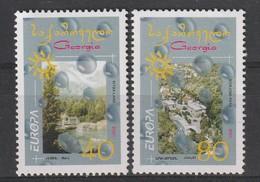GEORGIE - N°295/9 ** (2001) EUROPA - 2001
