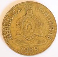 HONDURAS 10 CENTAVOS 1989 - Honduras