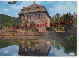 19- LE SAILLANT - LE CHATEAU MIRABEAU   - CORREZE - Francia