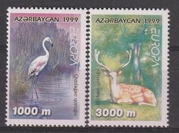 AZERBAIDJAN - N°385/6 ** (1999) EUROPA - 1999