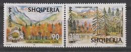 ALBANIE - N°2446/7 ** (1999) EUROPA - 1999