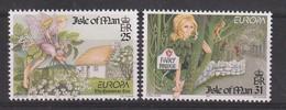 ILE De MAN - N°758/9 ** (1997) EUROPA - 1997