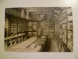 CPA / Carte Postale Ancienne  / ROME Séminaire Français Bibliothèque - Enseignement, Ecoles Et Universités