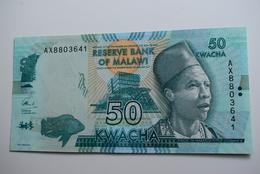 Malawi 50 Kwacha 2015 UNC - Malawi