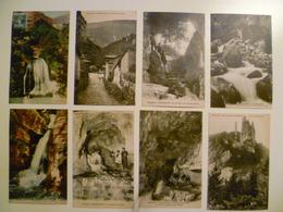 CPA / Lot De 21 Cartes Postales Anciennes  / SASSENAGE - Sassenage