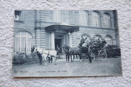 "Houyet ""Château Royal D'Ardenne. Mail Coatch"" - Houyet"