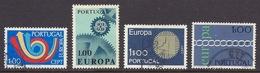 Portugal - Europa CEPT, Different Used - 1910-... République
