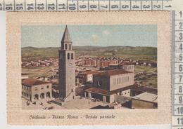 CARBONIA PIAZZA ROMA VEDUTA PARZIALE NO VG - Carbonia