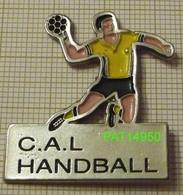 CAL HANDBALL  LISIEUX HAND Dpt 14 CALVADOS - Handball