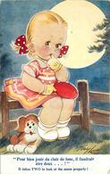 TAYLOR (illustrateur) - Pour Bien Jouir Du Clair De Lune, Il Faudrait être Deux ...! - Taylor
