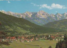 Farchant Gegen Wetterstein - Ca. 1975 - Garmisch-Partenkirchen