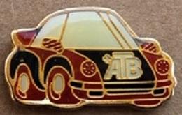 VOITURE - CAR - AUTOMOBILE - AUTO - ATB  -                 (24) - Pin's