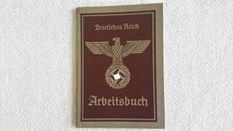 Arbeitsbuch Deutsches Reich Bremen Einzelhandel 1940 - 1939-45