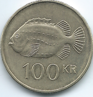 Iceland - 100 Kronur - 2006 - KM35 - Iceland