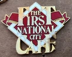 THE FIRST NATIONAL CITY CAFE - ROUGE - GENEVE - GENEVA - SUISSE - SWISS - SCHWEIZ - GINEVRA - GINEBRA - SVIZZERA-   (24) - Musica