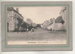 CPA - (77) PONTCHARTRAIN - Aspect Du Carrefour De La Rue Saint-Frédéric Et De La Rue De Neauphle En 1908 - France