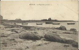 10409 CPA Reville - La Plage Sous Jonville - Autres Communes