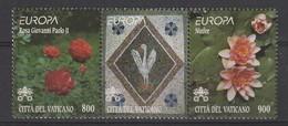 VATICAN - N°1127/8 ** (1999) EUROPA - 1999