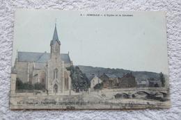 """Jemelle """"L'église Et La Lhomme"""" - Belgien"""