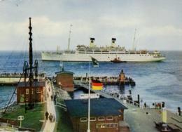 Schiffe / Ships / Bateaux / Hafen / Harbour / Port (D-A336) - Bateaux
