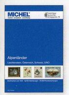 Alpen-Länder 2020 MICHEL Katalog Band 1 New 50€ Europa Part 1 Stamp-catalogue With Austria FL Schweiz UNO Genf Wien - Philatélie