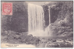 MAURICE    CASCADE DE TAMARIN          EDITEUR GUILLEMIN - Mauritius