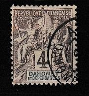 DAHOMEY YT 8 Oblitéré - Used Stamps
