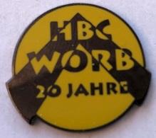 HANDBALL CLUB WORB - 20 JAHRE - SCHWEIZ - HBC - SUISSE - 20 ANS -  SWISS - HAND-BALL - HAND BALL  - (24) - Handball