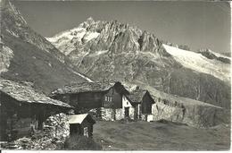 Brig (Valais, Svizzera) Belalp Of Brig, Fusshorner, Vue Panoramique, Panoramic View - VS Valais