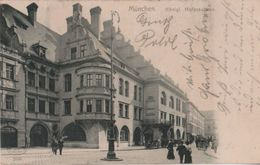 München - Königl. Hofbräuhaus - Ca. 1910 - Muenchen