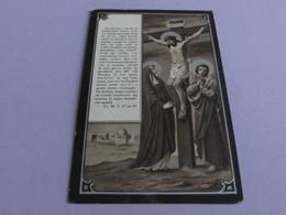 DOODSPRENTJE  JOANNA MARIA THERESIA GOYERS - Images Religieuses