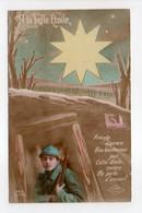 - CPA MILITAIRES - A La Belle Etoile - Série JMT PARIS 191/2 - - Guerre 1914-18