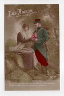 - CPA MILITAIRES - Les Adieux - Série Gloria 204 - - Guerre 1914-18
