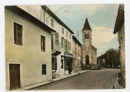 CPM:  71 - St-MAURICE DE SATONNAY - GRANDE RUE - - France