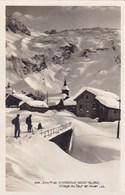Haute-Savoie - Chamonix-Mont-Blanc - Village Du Tour En Hiver - Chamonix-Mont-Blanc