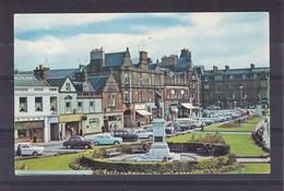Ecosse. Burns Statue Square, Ayr. Cpsm Petit Format - Ayrshire