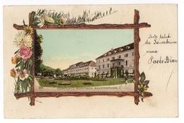 Cartolina-Postcard, Viaggiata (sent), Sauerbrunn, Curplatz Rohitsch - Austria