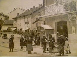 CPA / Lot De 4 Cartes Postales Anciennes  / Ain / BELLEGARDE Dont Douane Française - Bellegarde-sur-Valserine