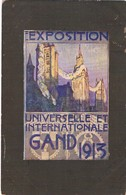Wereld Tentoonstelling 1913 Gent - Gent